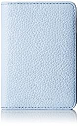 Marc Jacobs Women\'s Gotham Passport Cover, Cielo