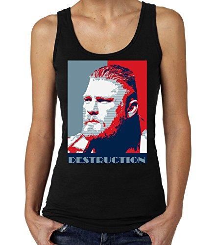 Brock Lesnar Destruction Women's Tank Top Shirt XX-Large