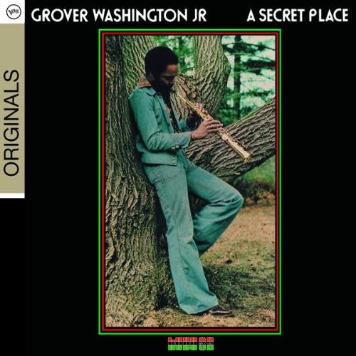 Secret Place: Originals (Dig) by Grover Washington Jr.