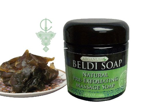 Beldi Black Soap 4.2oz By Zamouri Spices