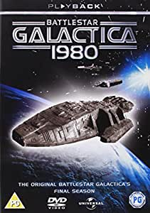 Battlestar Galactica (1980): The Complete Series [2 DVDs] [UK Import]