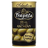 Fragata Anchovy Stuffed Olives in Brine 350g