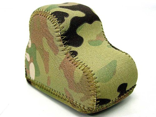 Airsoft Neoprene Protective Cover For Eotech 556 Dot Sight Multi Camo