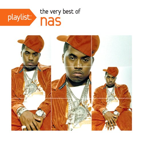 Nas - Playlist: The Very Best of Nas (Edited Version)