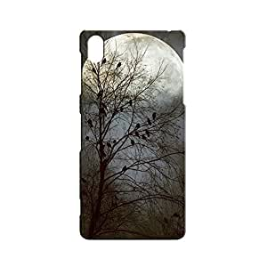 BLUEDIO Designer 3D Printed Back case cover for Sony Xperia Z5 - G5974