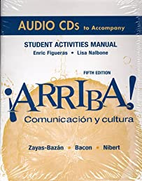 Student Activities Manual for Jarvis/Lebredo/Mena-Ayllon's Continuemos!, 8th, Wo