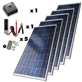 Sunforce 39305 650-Watt High-Efficiency Polycrystalline <a href=