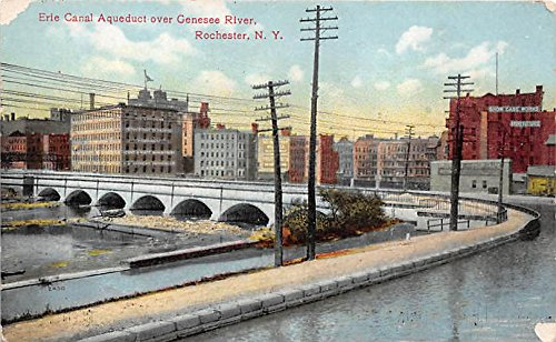 Rochester, New York postcard