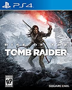 Rise of the Tomb Raider - PlayStation 4 from Square Enix