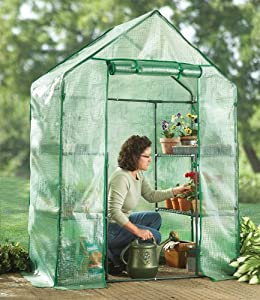 Compact Walk - in Greenhouse