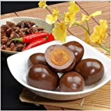 DD2 Chinese Special Snack food:xiangbalao eggs 30g,Spicy marinated egg (pack of 5)