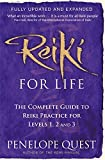 Reiki for Life: A Complete Guide to Reiki Practice for Levels 1, 2 & 3