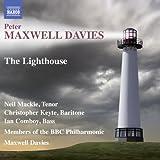 Maxwell Davies: The Lighthouse | Opera 1 Act [Neil Mackie, Christopher Keyte] [Naxos: 8660354]