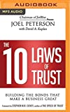img - for 10 Laws of Trust, The: Building the Bonds That Make a Business Great book / textbook / text book