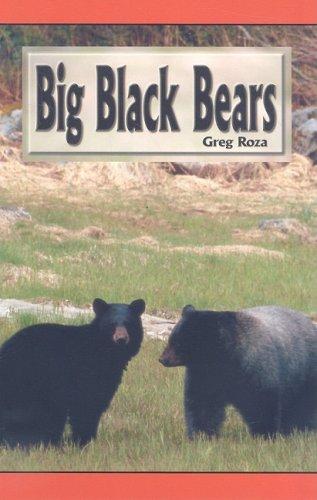 Big Black Bears (Journeys)