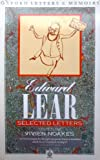 Selected Letters (0192826972) by Lear, Edward