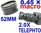 51HyrV4lfXL. SL160  Top 10 Camcorder Lenses for April 1st 2012   Featuring : #3: Nikon 16 85mm f/3.5 5.6G AF S DX ED VR Nikkor Wide Angle Telephoto Zoom Lens for Nikon DSLR Cameras