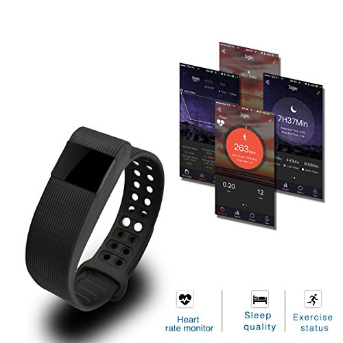 Cellay Bluetooth Heart Rate Monitor Watch, Fitness Activity Trackers