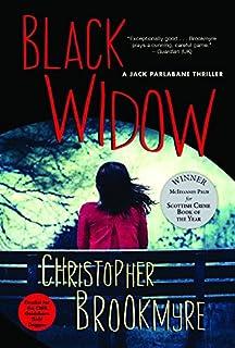 Book Cover: Black Widow: A Jack Parlabane Thriller