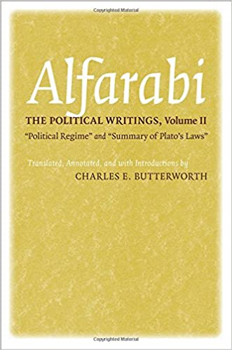 "The Political Writings: ""Political Regime"" and ""Summary of Plato's Laws"" (Agora Editions)"