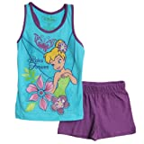 Disney Baby-Girls Infant Tinkerbell Pullover And Short Set