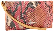 Cole Haan Crosby Snake Tech Snap B42876 Wallet,Punch Snake,One Size