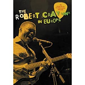 The Robert Cray Band - In Europe