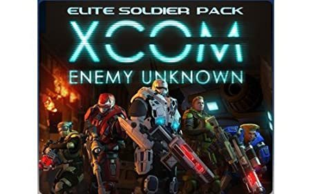 Xcom Enemy Unknown: Elite Soldier Pack DLC [Download]