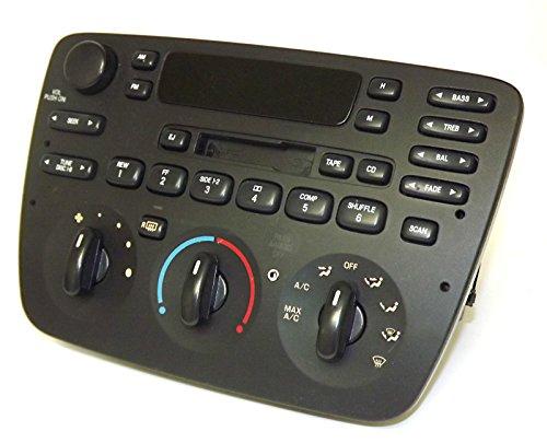ford-taurus-mercury-sable-2004-2007-am-fm-cassette-radio-w-aux-ipod-mp3-input