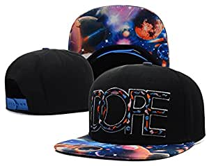 Amazon.com : Dope Cotton Adjustable Fitted Hip Hop Cap Best Quality