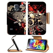 buy Legend Killers Randy Orton Design Samsung Galaxy S5 Sm-G900 Flip Cover Case With Card Holder Customized Made To Order Support Ready Premium Deluxe Pu Leather 5 13/16 Inch (148Mm) X 2 1/8 Inch (80Mm) X 5/8 Inch (16Mm) Msd S V S 5 Professional Cases Accesso
