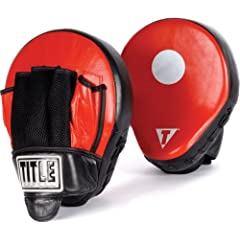 Buy TITLE Boxing Incredi-ball Beefy Punch Mitts by Title Boxing