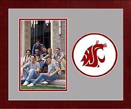 NCAA Washington State Cougars University Spirit Photo Frame (Vertical)