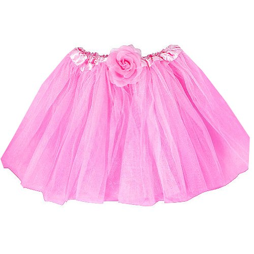 Sheer Rose Fairy Tutu (More Colors...) Select Color: white