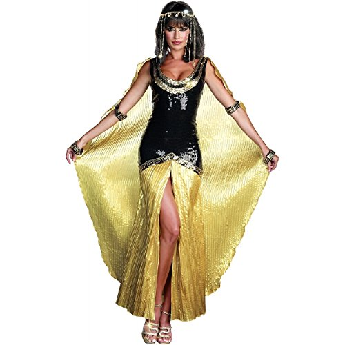 Cleopatra Adult Costume Size:Small