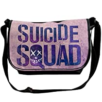 Harley Quinn Suicide Squad Travel Bag Crossbody Messenger/Shoulder Bag