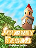 The Journey Begins (Legend of the Raie'Chaelia, a Prequel)
