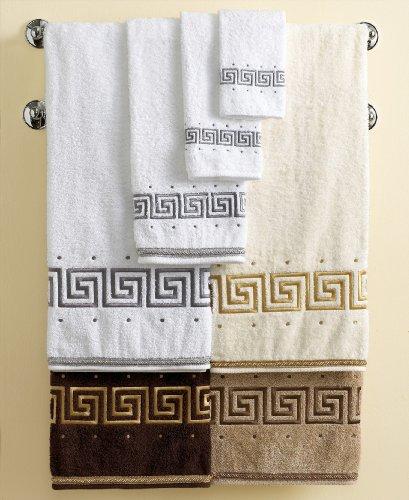 Lowest Price Avanti Premier Athena Bath Towel Linen InterDesign Thistle Sh