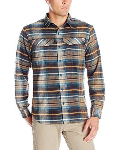 Columbia Camisa Hombre Silver Ridge Flannel Shirt