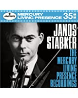 János Starker: The Mercury Living Presence Recordings (Coffret 10 CD)