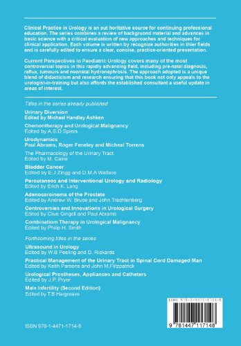 Current Perspectives in Paediatric Urology (Clinical Practice in Urology)