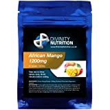 African Mango 1200mg 60's | High Strength | GMP Manufactured | Weight Loss Tablets | Divinity Nutrition