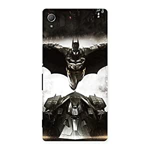 Gorgeous Knight Ride Back Case Cover for Xperia Z3 Plus
