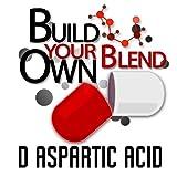 100 Grams (3.53 Oz) D Aspartic Acid (DAA) Bulk Powder ~ Build Your Own Blend...