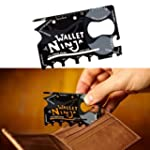 wallet ninja Negro