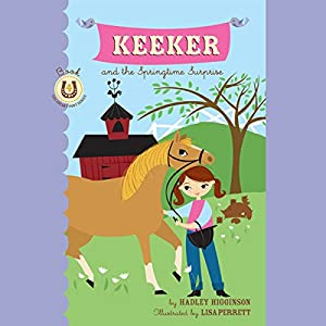 Keeker and the Springtime Surprise Audiobook