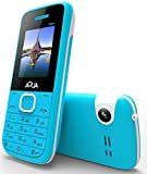 #7: Aqua Neo Plus - 2000 mAh Battery Dual SIM Basic Keypad Mobile Phone with Vibration Feature - Blue