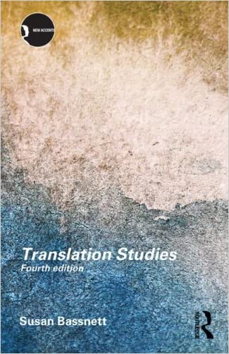 Translation Studies (New Accents)
