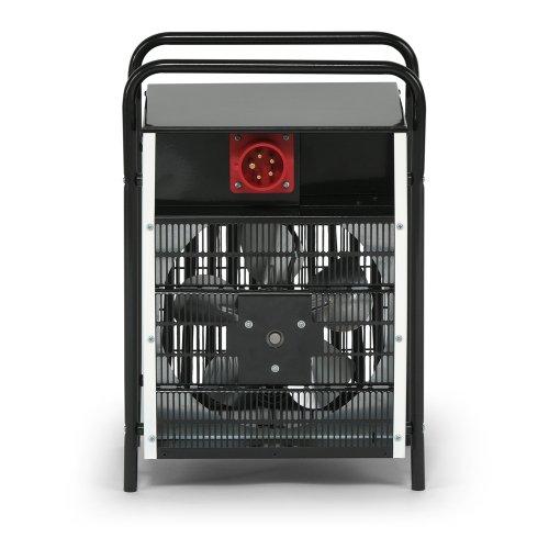trotec elektroheizer tds 50 mit 9 kw heizen und d mmen. Black Bedroom Furniture Sets. Home Design Ideas