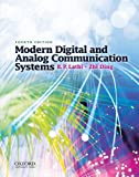 img - for Modern Digital and Analog Communication Systems (Oxford Series in Electrical and Computer Engineering) book / textbook / text book